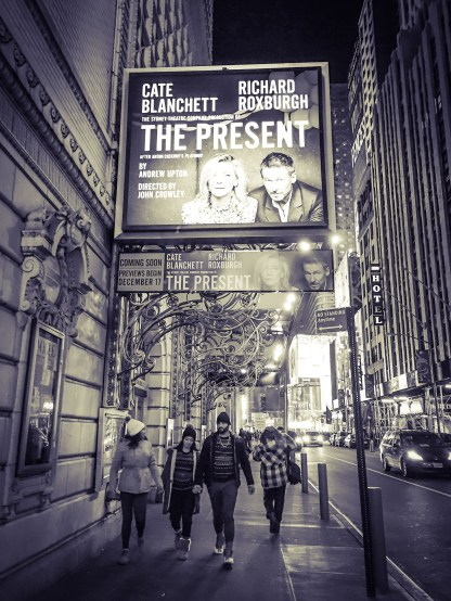 The Present - Broadway