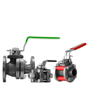 Corrosion Resistant Valves