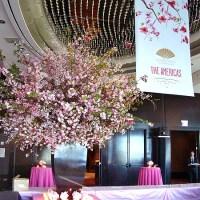 """April in Paris"" at the Mandarin Oriental Hotel New York City"
