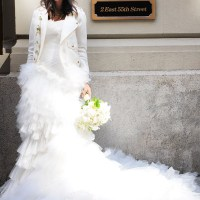 "Leandra Medine's Wedding Inspired By ""Midnight in Paris"" at St.Regis Hotel"
