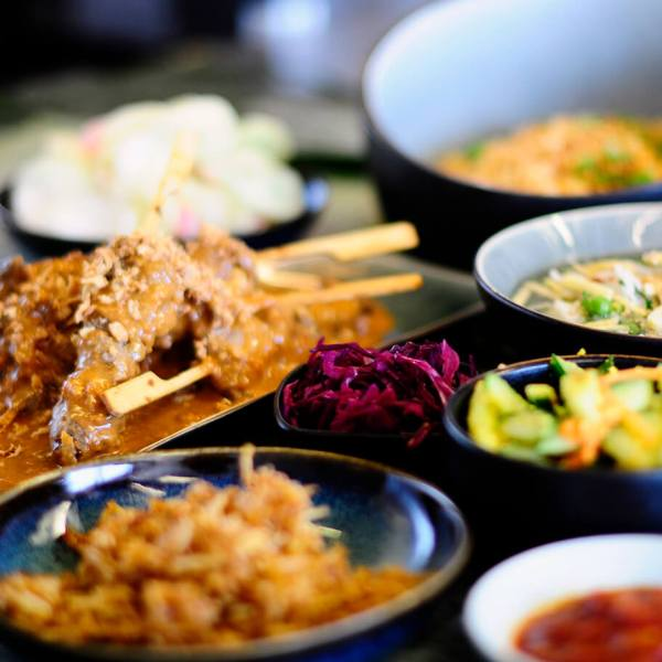 Tante Kookt Moluks Javaans Eten Thuisbezorgd Afhaal Sate en Soto - Tante Kookt - Take Away & Home Delivery