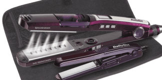 Babyliss iPRO Stoom Stijltang 230