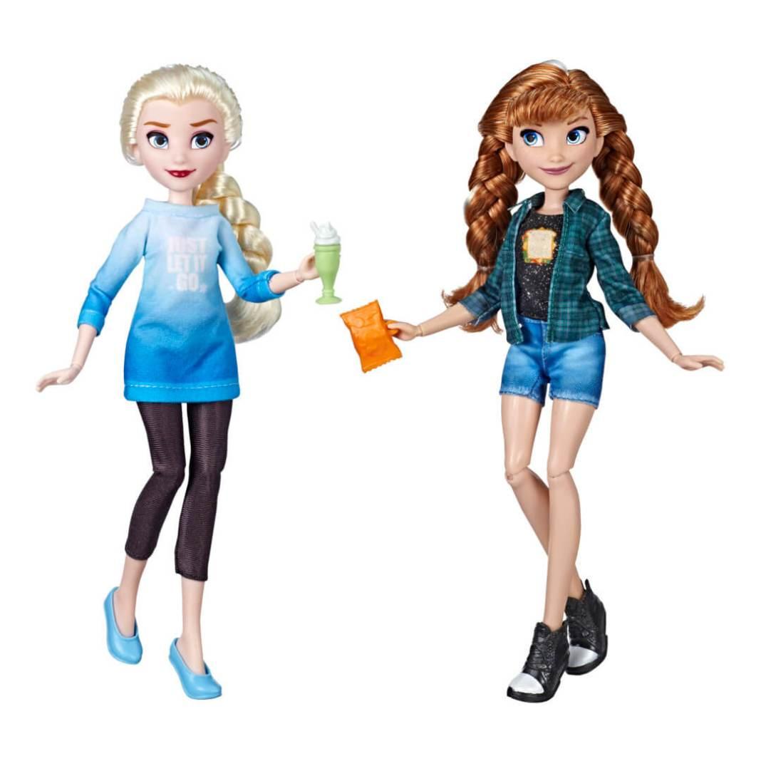 Disney Comfy Squad Elsa en Anna