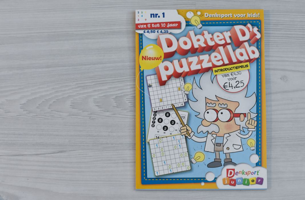 Dokter D's puzzellab