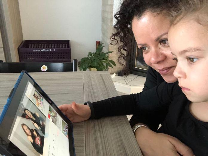 Even samen op de iPad