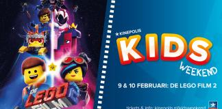 Kinepolis Kids Weekend met De Lego Film 2