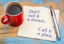 Maak al je dromen waar door doelen te stellen