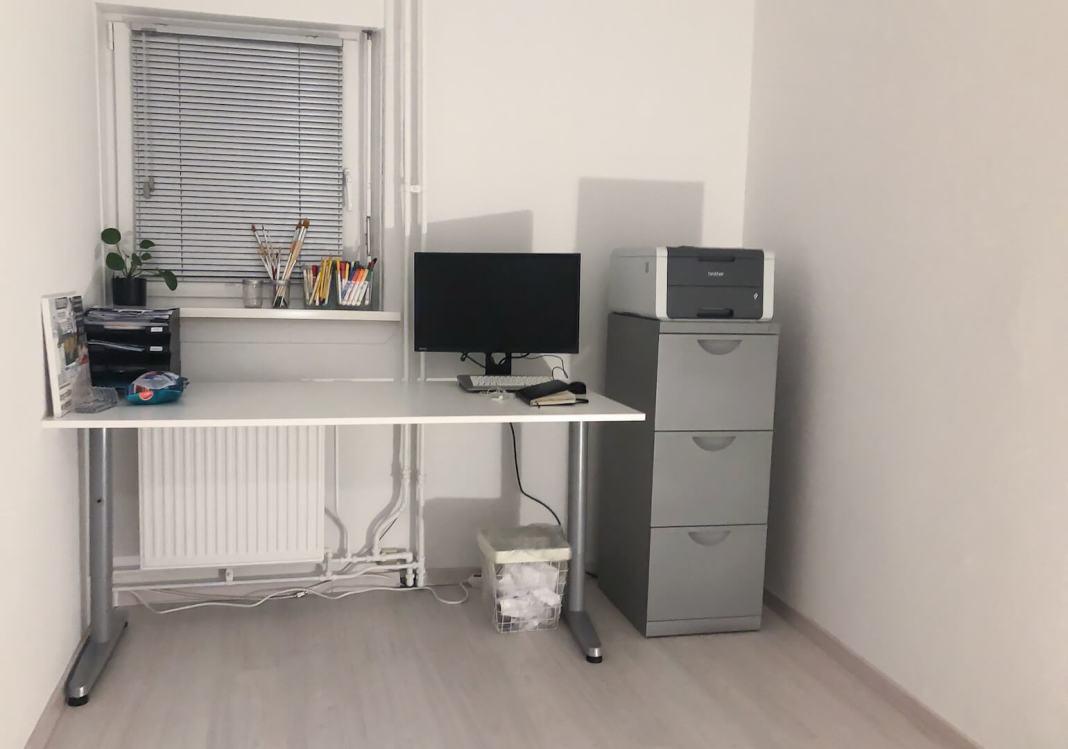 Mijn kantoor inrichten