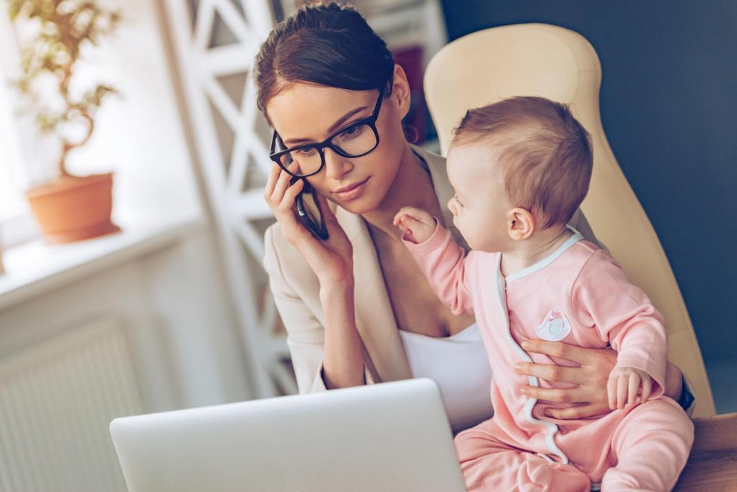 Op zoek naar vrouwen met een druk leven