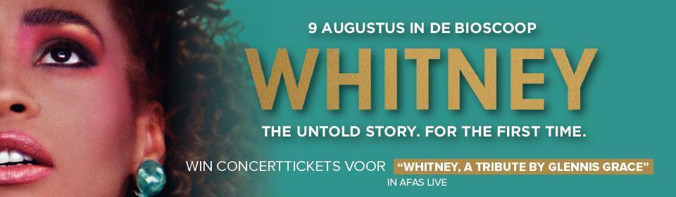 documentaire WHITNEY winactie