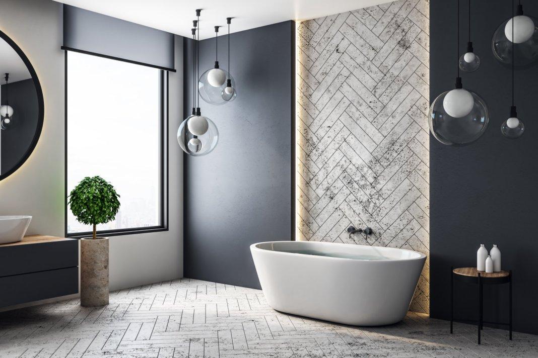 de perfecte badkamer in betonlook
