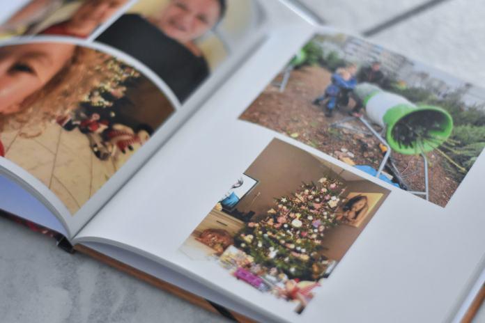 fotoherinnering voor later kerstfoto's