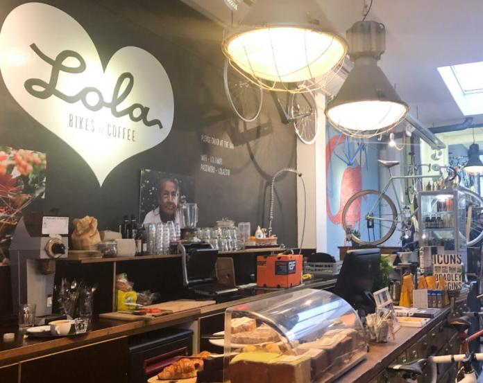 time to momo Den Haag Lola Bikes & Coffee
