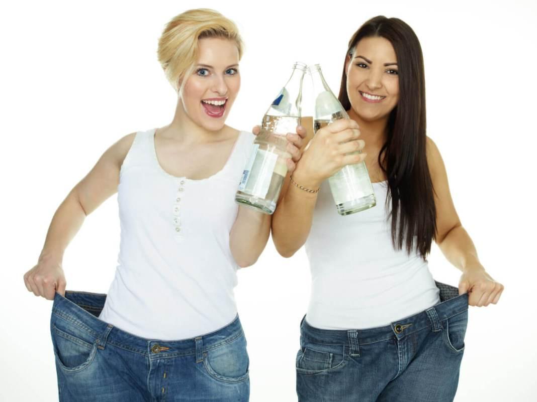 tips om gezond af te vallen zonder dieet