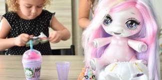 unicorn die slijm poept