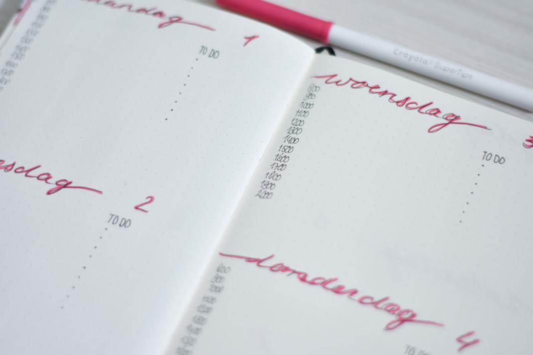 weekplanning