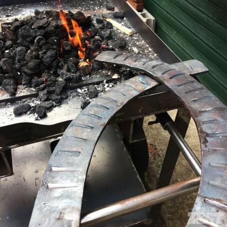 コークス炉と鉄