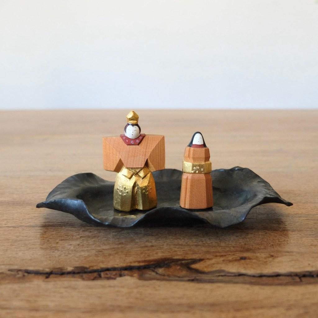 奈良一刀彫り