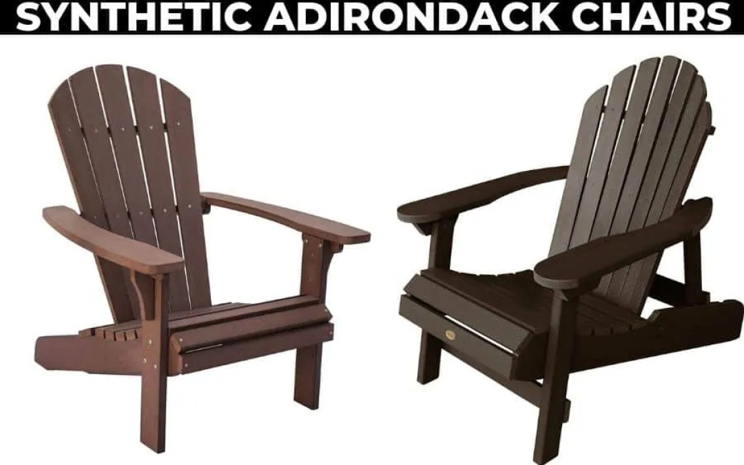 Top Synthetic Adirondack Chairs Reviews (2019)