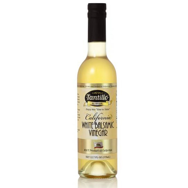 Tantillo California White Balsamic Vinegar – 375ml