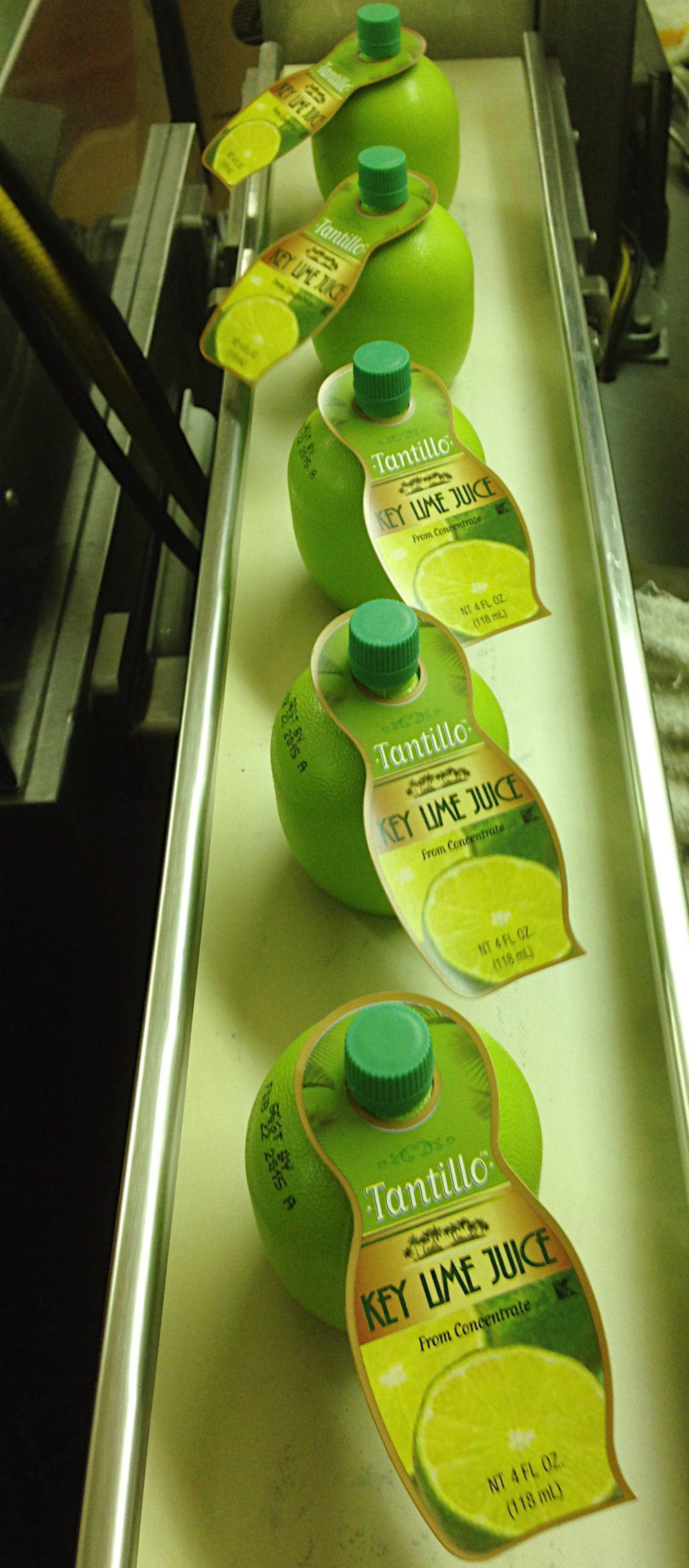 Key Lime Juice… Coming soon!