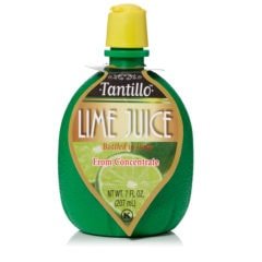 Tantillo Lime Juice (Packed in Italy) – 7 oz.