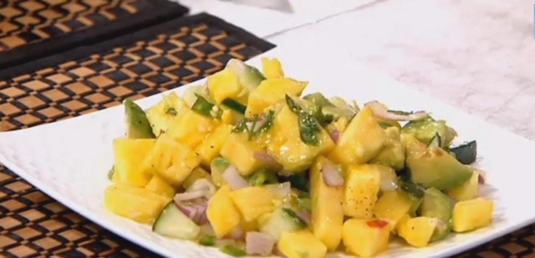 Pineapple Salad l 4