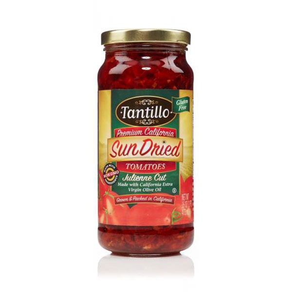 Tantillo Sundried Tomatoes Julienne – 16oz