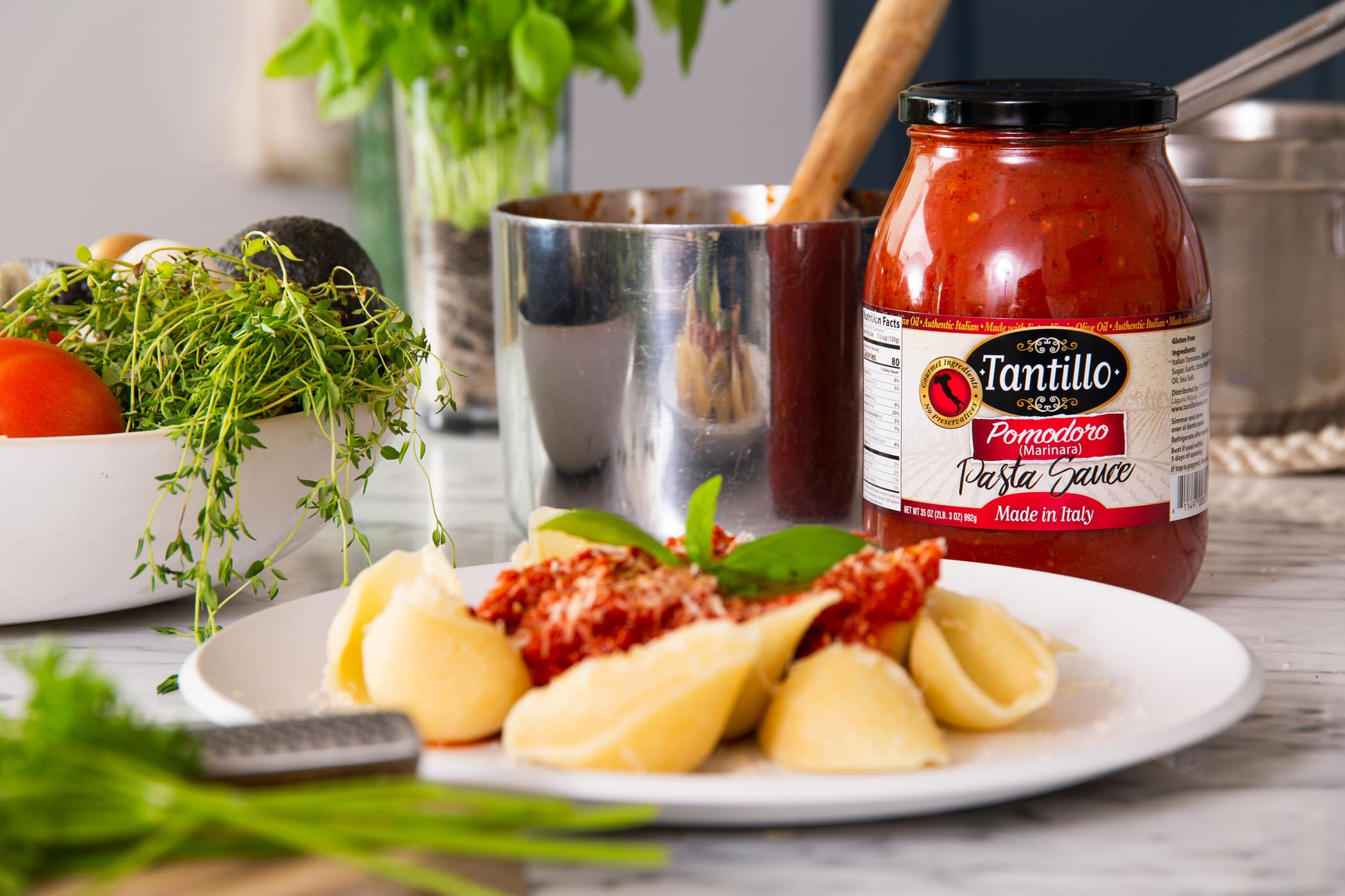 Our Favorite Types of Pasta Sauce