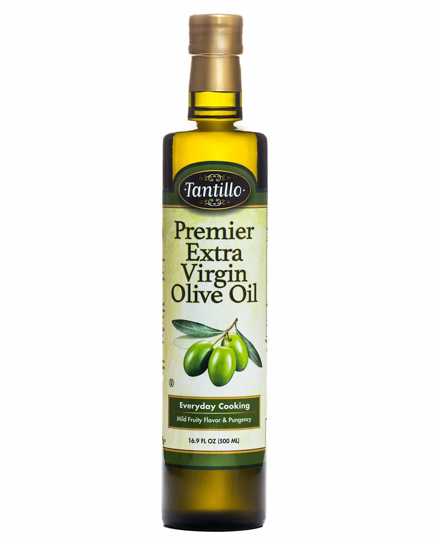 Tantillo Premier Extra Virgin Olive Oil 500 mL (Pack of 2)