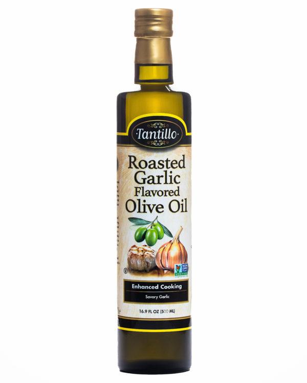 Roasted Garlic 500ml Front