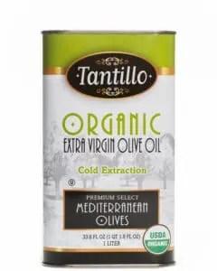 Tantillo Organic Meditteranean Extra Virgin Olive Oil