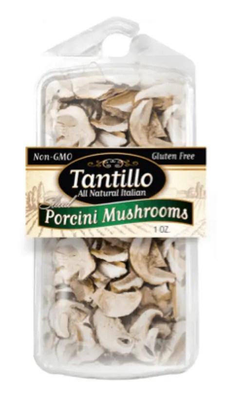 Tantillo Dried Mushrooms Porcini