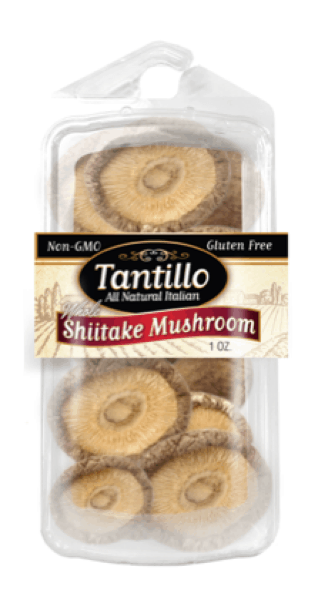 Tantillo Dried Mushrooms Shiitake