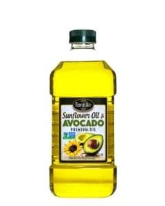 Tantillo Sunflower Oil & Avocado Oil Blend