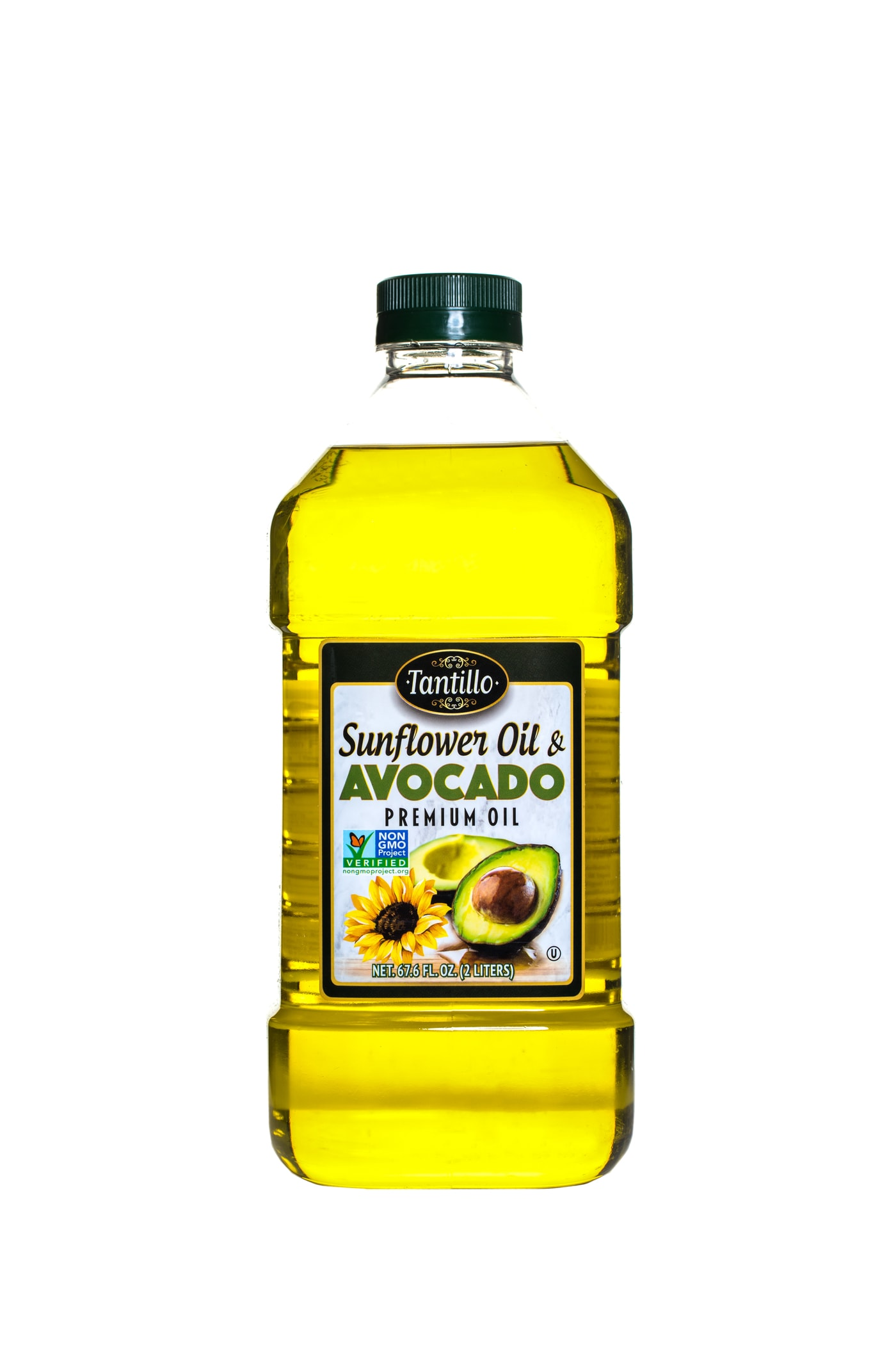 Tantillo Sunflower Oil & Avocado Oil Blend