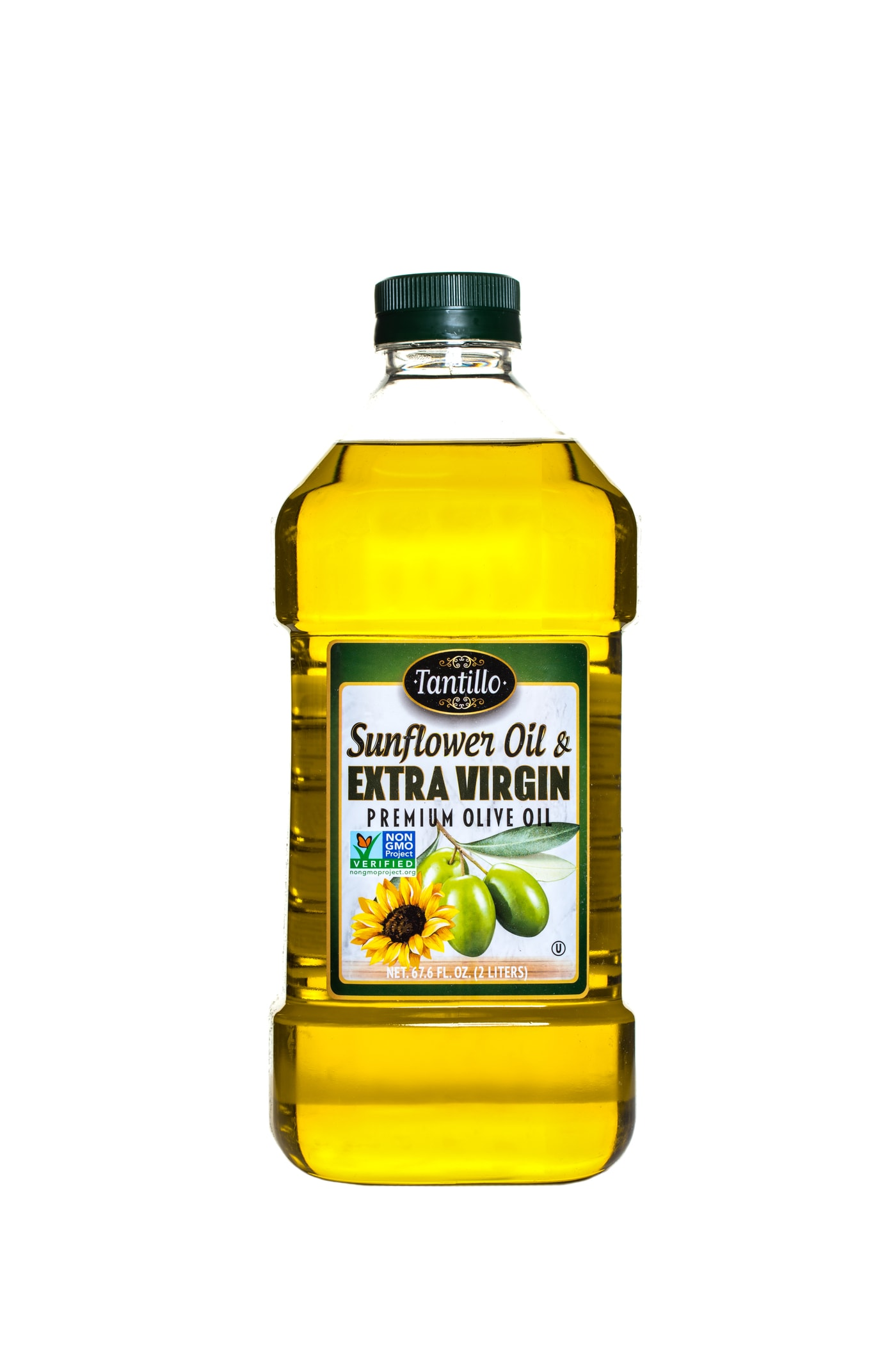 Tantillo Sunflower Oil & Extra Virgin Olive Oil Blend