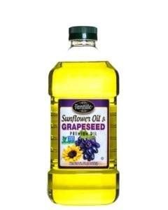 Tantillo Sunflower Oil & Grapeseed Oil Blend