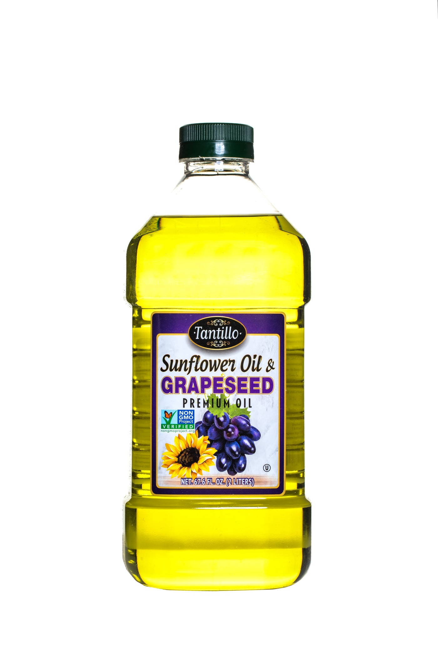 Tantillo Sunflower Oil & Grapeseed Oil Blend