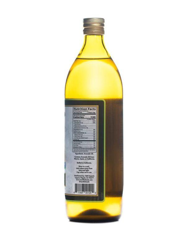 Avocado 1L Nutritional scaled e1582067292706