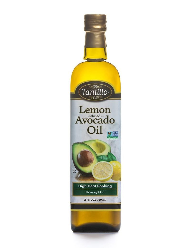 Tantillo Infused Avocado Oil with Lemon (Pack of 2)