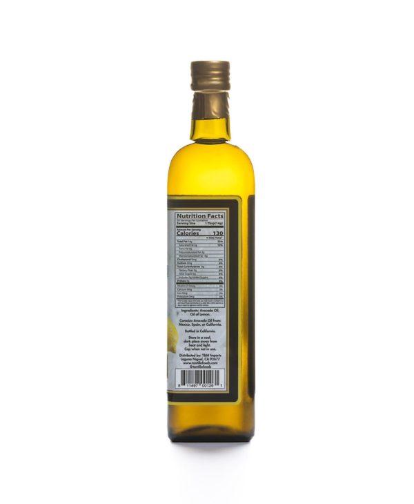 Infused Avo Lemon Nutritional scaled e1581720100751