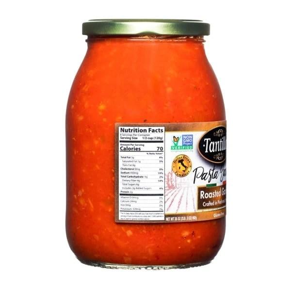 Roasted Garlic Nutrition 1