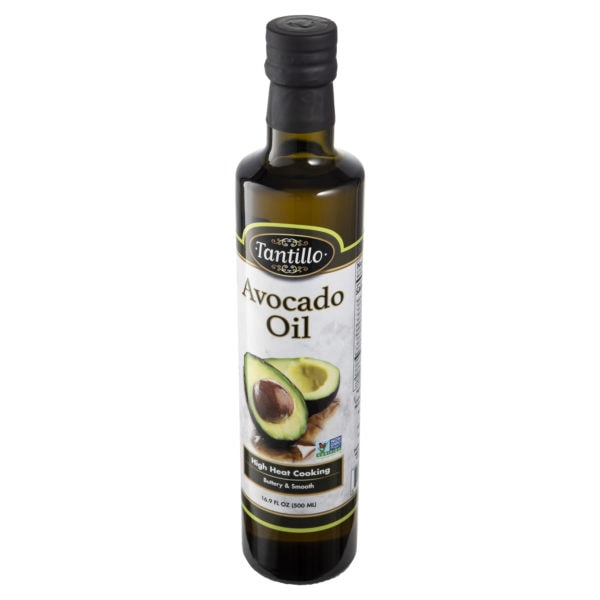 Avocado Oil 500ml Hero Lid scaled