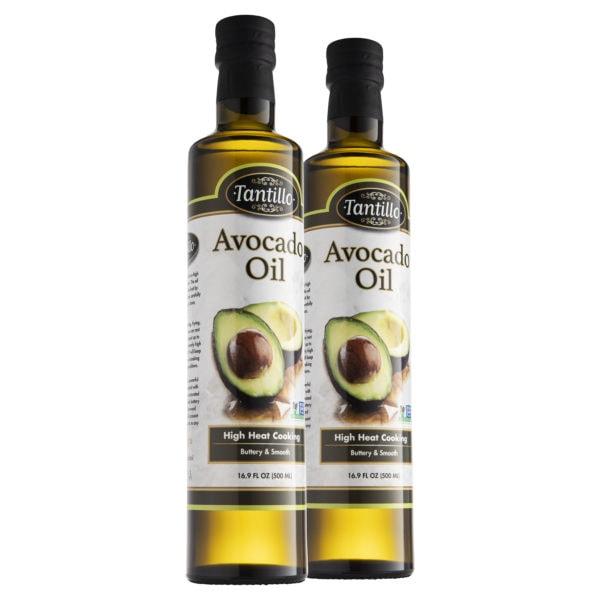 Avocado Oil 500ml Hero Twin scaled