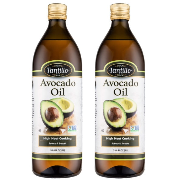Avocado Oil Twin Front Label scaled