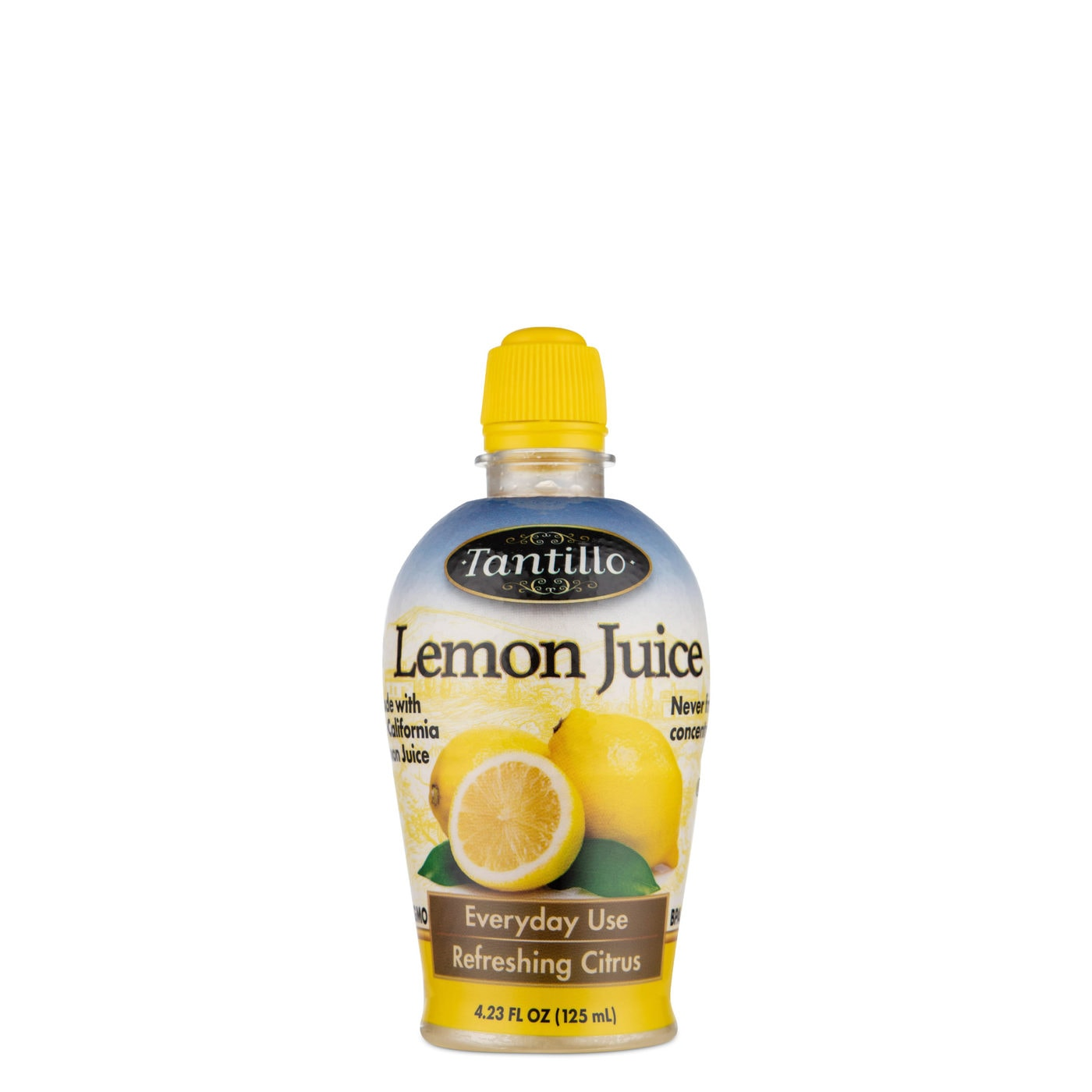 Tantillo California Lemon Juice 4.23 fl oz