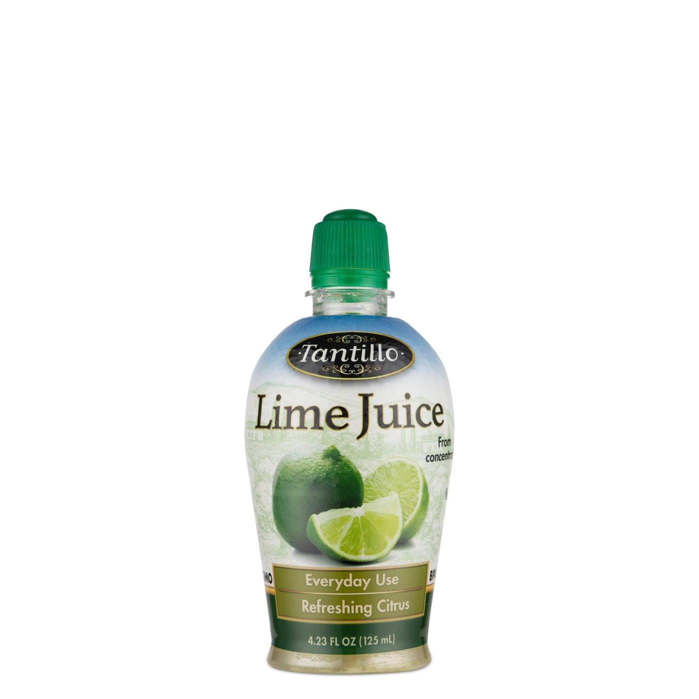 Tantillo Lime Juice from concentrate 4.23 fl oz