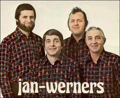Jan-Wernersdansband