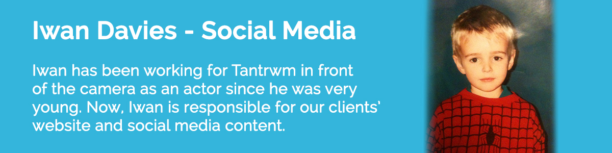 Tantrwm Iwan Blog SliderIwan